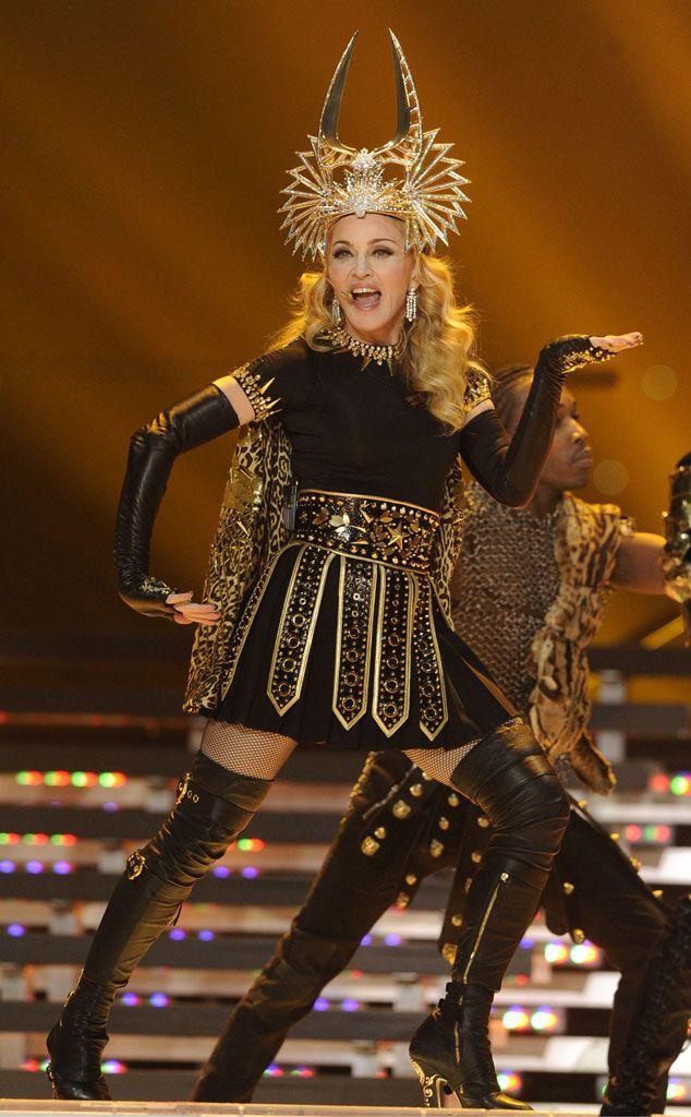 Vogue Madonna Outfit