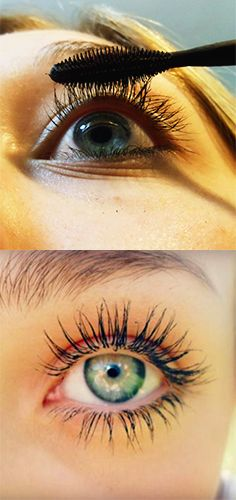 Let's talk about how you can get longer lashes!
