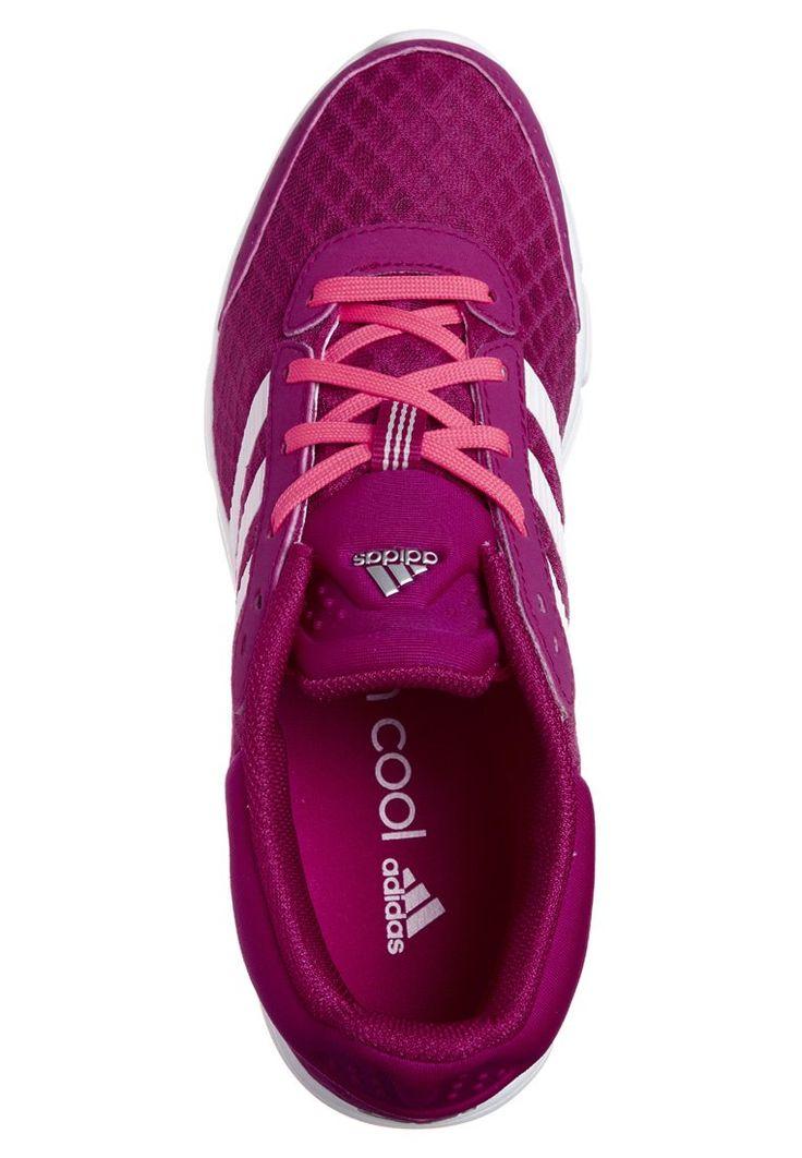adidas Performance - BREEZE - Zapatillas running con amortiguación - fucsia