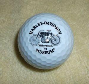 Harley Davidson Museum – Golf Ball New   eBay