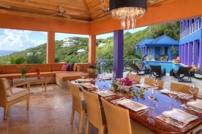 Welcome to Mare blue! One of St. John's most luxurious and stylish villas.