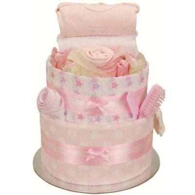 New Beginnings Nappy Cake