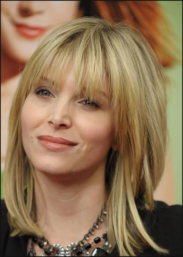 Best 25 medium hairstyles with bangs ideas on pinterest side shoulder length hairstyles bangs and blonde yoohair shoulder urmus Gallery