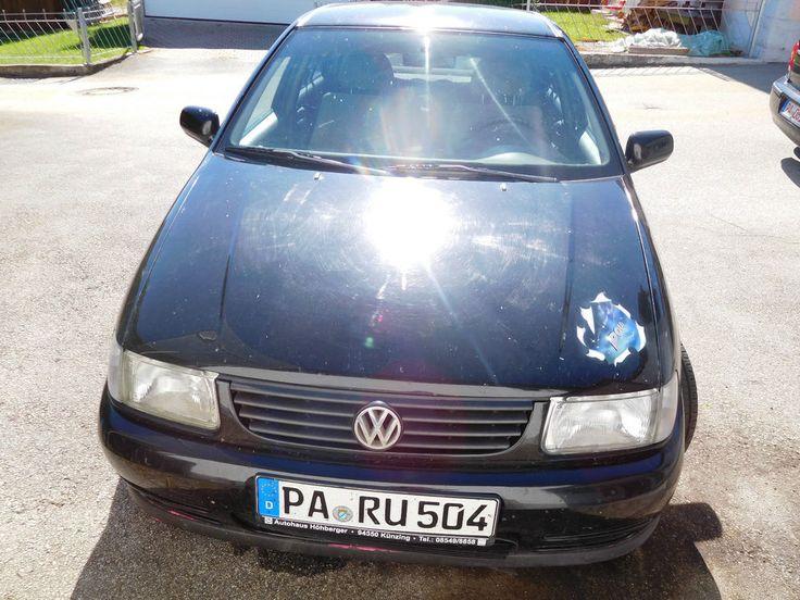VW Polo 60 Servo mit Sportfahrwerk und Sportauspuff
