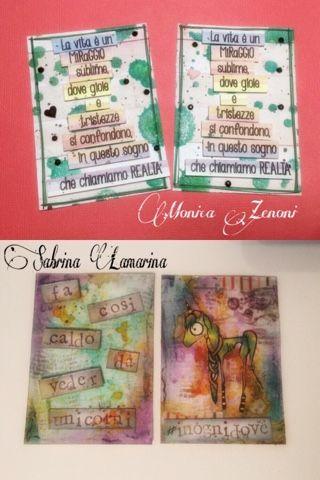 chicca craft e i little mice: MIRAGGI ED UNICORNI ARCOBALENO