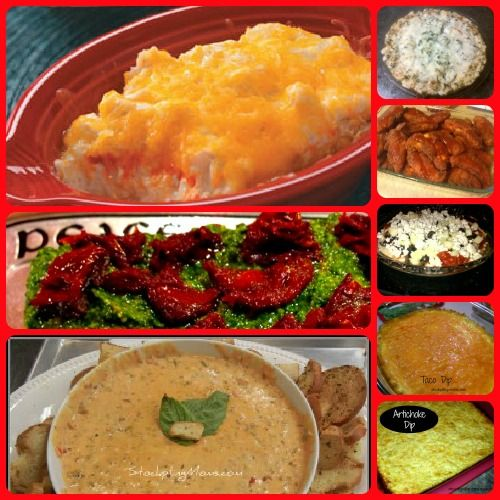 Appetizer Roundup :: Great Ideas for New Year's Eve ...   Appetizers