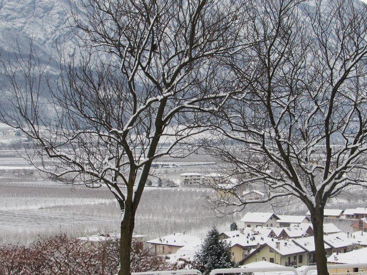 La Valle dell'Adige, vista da Romagnano - Trento - Italy