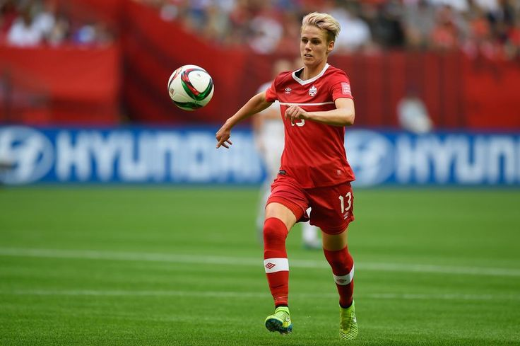 Happy 27th birthday to #CAN midfielder Sophie Schmidt! Thanks for all the #FIFAWWC memories. @CanadaSoccerEN (via FIFAWWC)