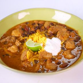 Chipotle Turkey Chili Ree Drummond  Made this tonight--used chicken stock instead of beer....SO good!!