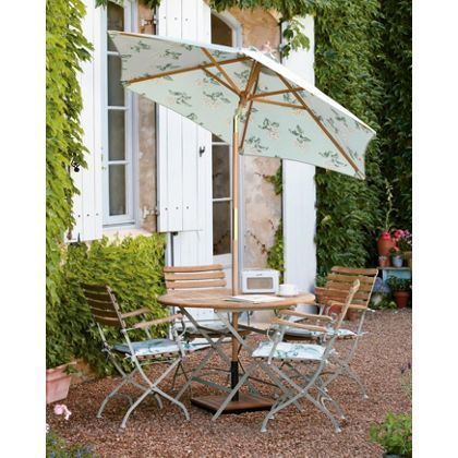 Laura Ashley 4 Seater Garden Furniture Set At Homebase    Be Inspired And  Make Your