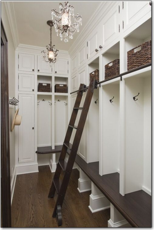 mudroom A must have for the kids