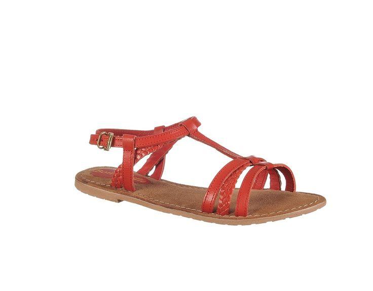 Sandale fara toc,pentru femei - Sandale Marca Bonneville.