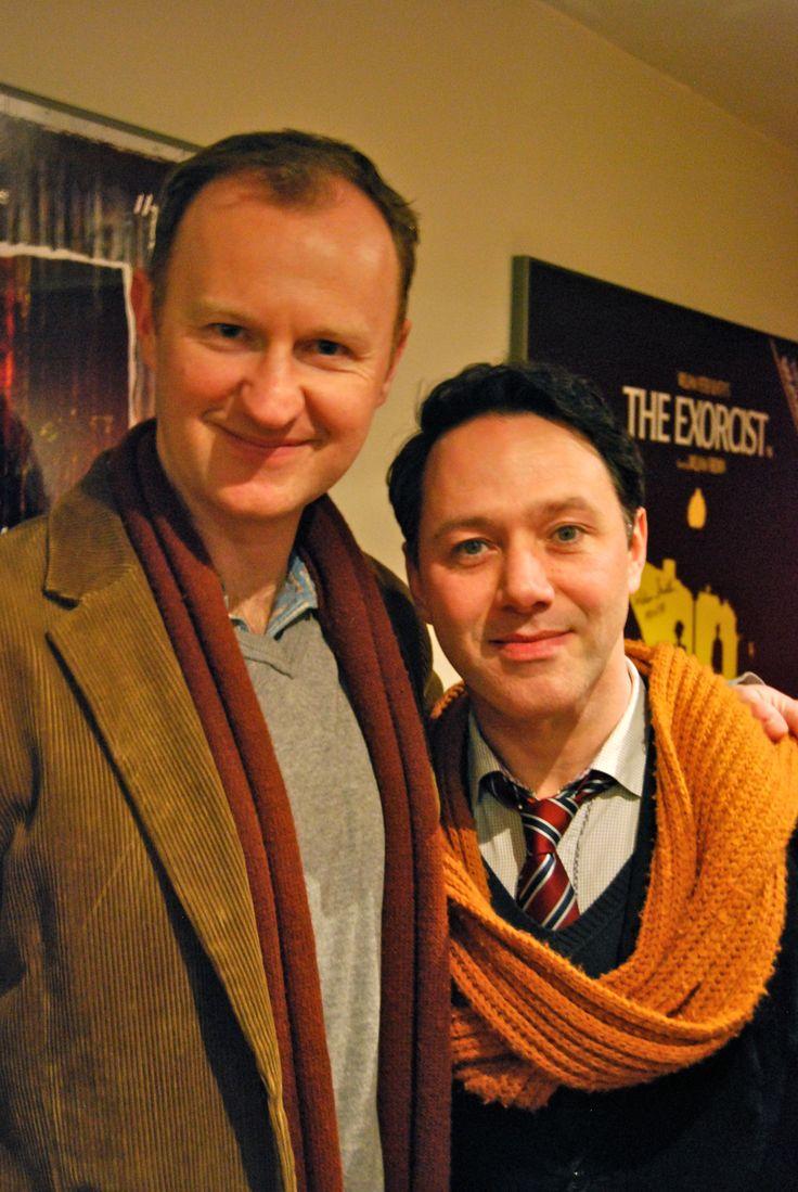 Mark Gatiss and Reece Shearsmith