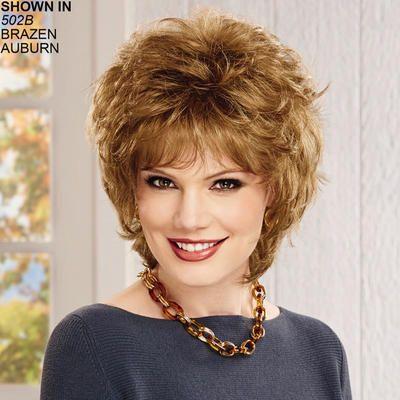 Flirty WhisperLite® Wig by Paula Young®