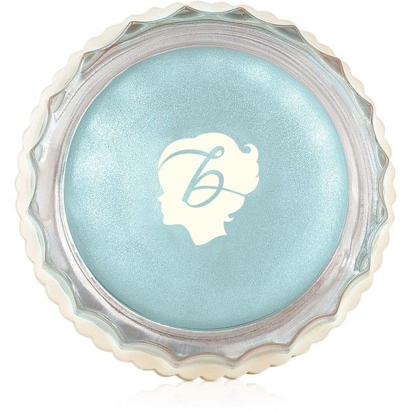 Benefit Cosmetics creaseless cream eyeshadow ($20) ❤ liked on Polyvore featuring beauty products, makeup, eye makeup, eyeshadow, blue my mind, benefit eyeshadow, benefit eye makeup and benefit eye shadow