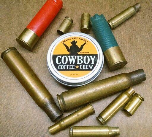 Guns and Cowboy Coffee Chew