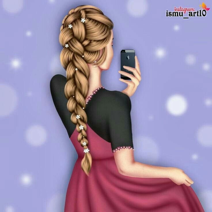 Pin By Ali Al Haddad On انمي Girly Drawings Beautiful Girl Drawing Girly M