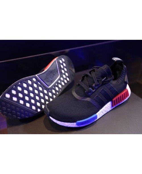 Adidas Originals NMD R1 Runner PK black white Hot Sell Ultralow price  discount