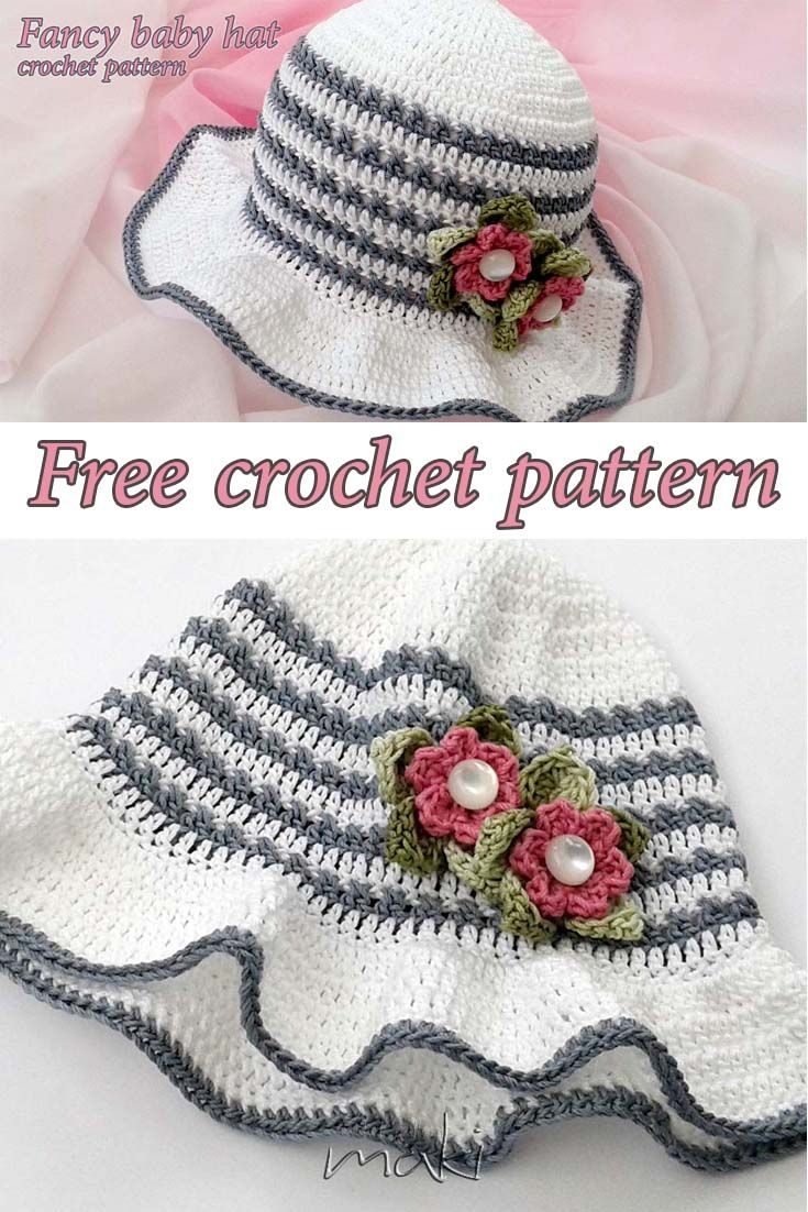 Who doesn't like to crochet for babies My imagination goes ...