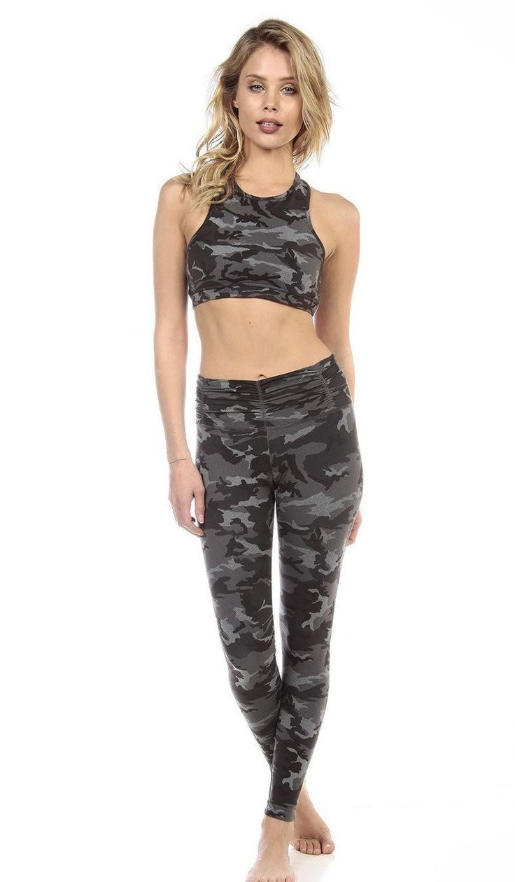 852956eb7b7fa6 Strut This Hudson Ankle Tonal Camo Legging | Fall Outfit Inspiration ...