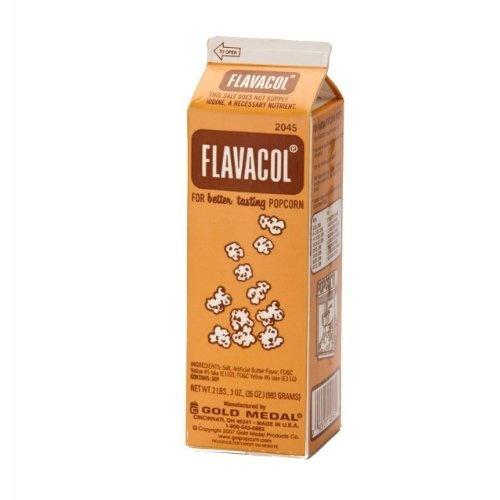 Gold Medal Prod. 2045 Flavacol Seasoning Popcorn Salt 35oz