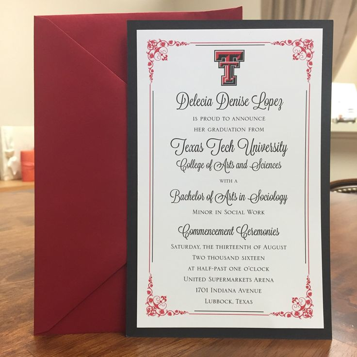 16 best graduation announcements images on pinterest college college graduation invitations announcements bachelors degree layered announcements graduation announcements qty 25 filmwisefo