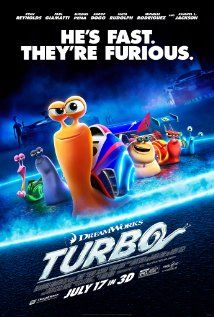 Turbo - A freak accident might just help an everyday garden snail achieve his biggest dream: winning the Indy 500.