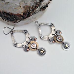 Stacie Florer is a metalsmith living in Roanoke, Virginia. Shop for her original jewelry here!