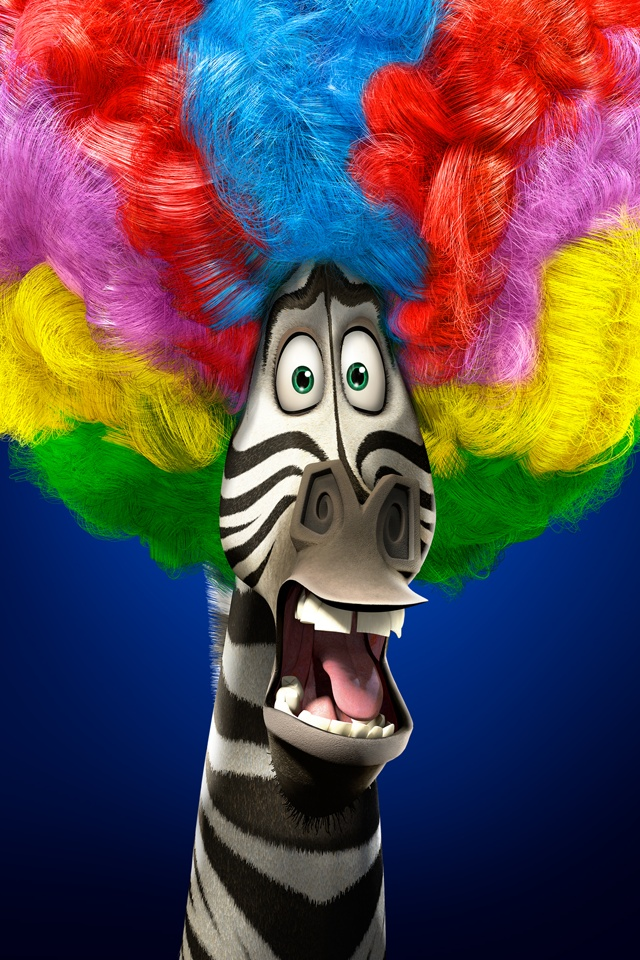 Madagascar 3 ...but really, ALL of the Madagascar movies - what's not to love :-)