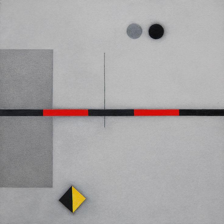 Painting, acrylic on canvas. Rita Rodner 2011