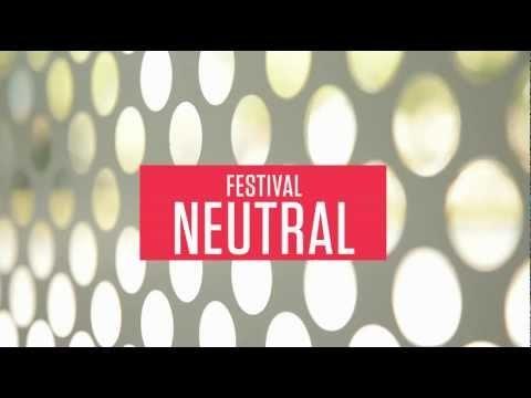 Festival Neutral - 10 de marzo en Centro GAM, Santiago, Chile
