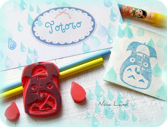 Sellito de Totoro, via Flickr.