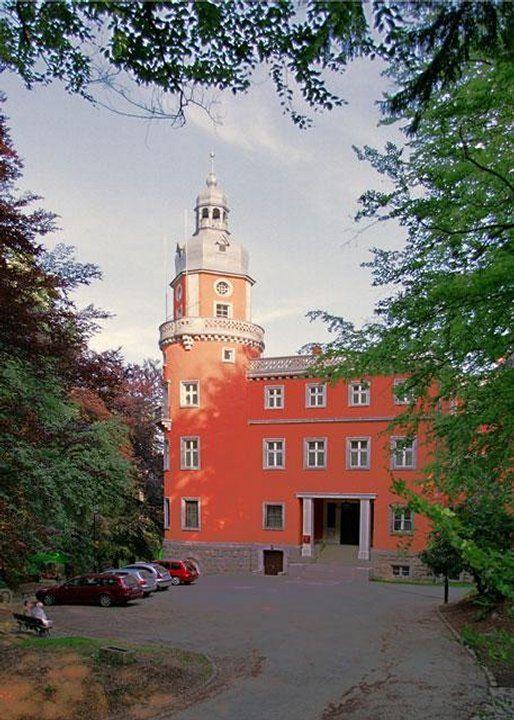 Jelenia Góra, zamek Paulinów, Poland