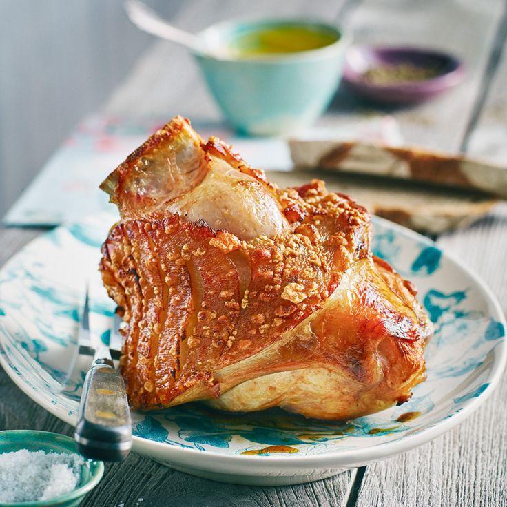 Der bayerische Klassiker, mit dem Sie alle Ihre - Fleisch liebenden - Gäste garantiert glücklich machen können. Manchmal gibt es einfach nichts Besser...