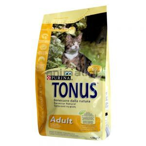 Tonus Cat Adult Chicken &Turkey 1.5Kg