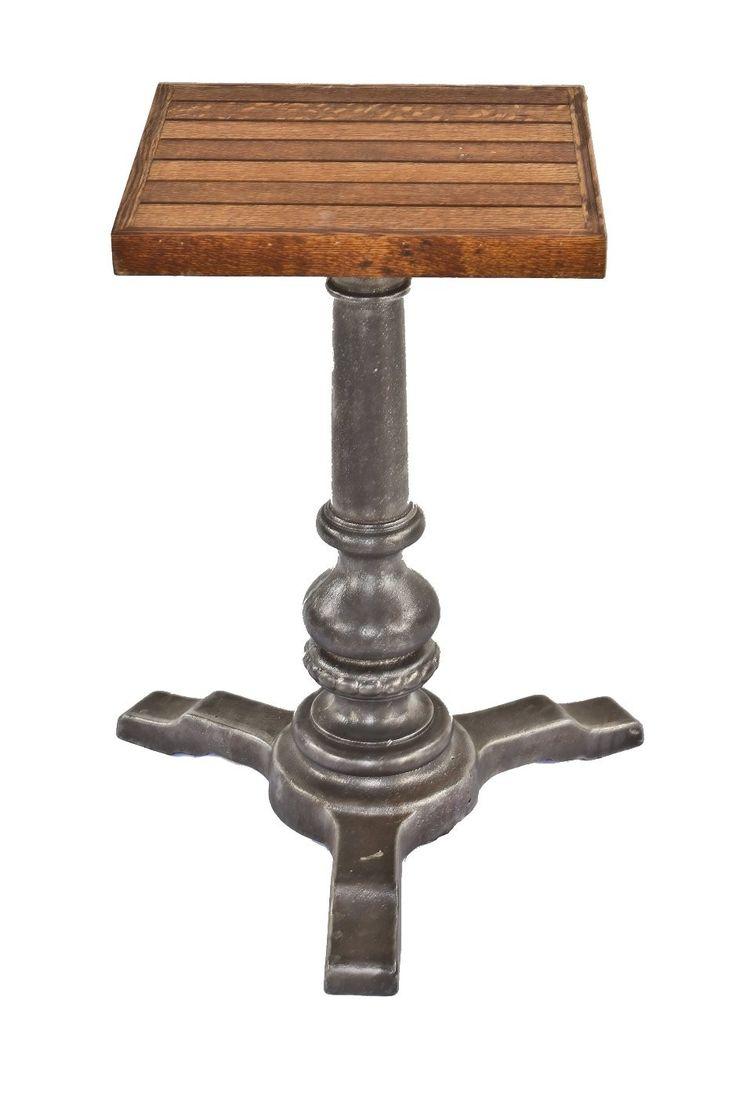 204 best bar tables images on pinterest bar tables cast iron