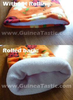 How To Make A Cozy Sack
