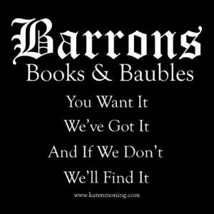 barrons books and baubles - Bing Images