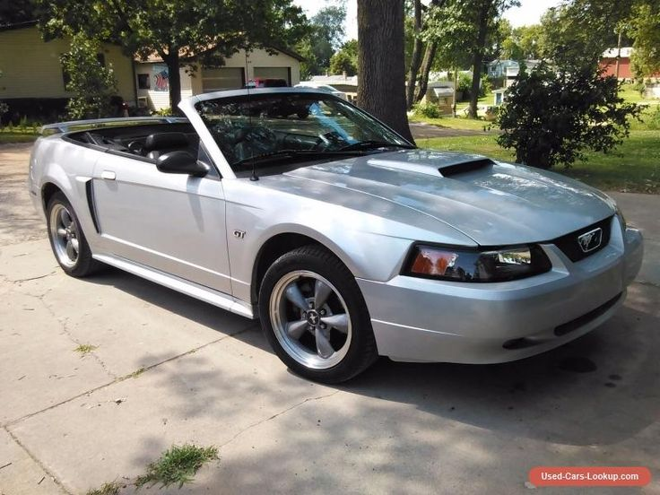 2001 Ford Mustang GT Convertible #ford #mustang #forsale #unitedstates
