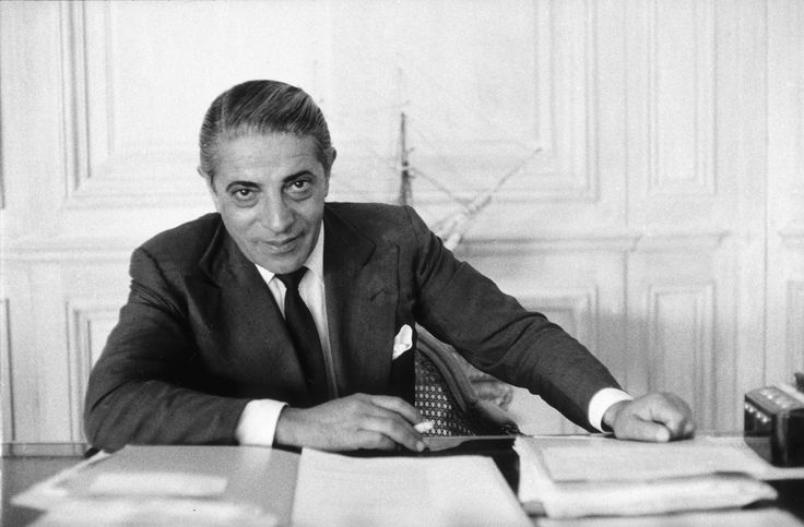 Aristotle Onassis Quotes Quotesgram: 67 Best Images About Onassis On Pinterest