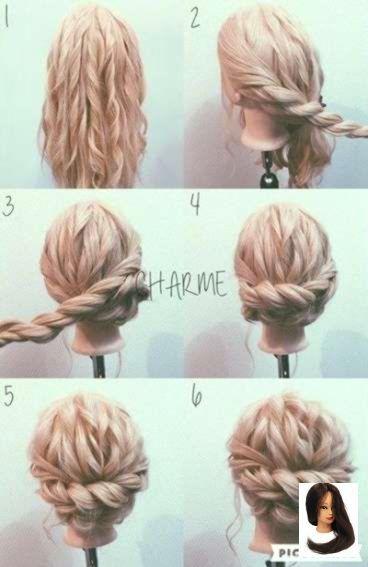 #alle #Curls #Formal #formal Hairstyle #Frisuren #Ideen -