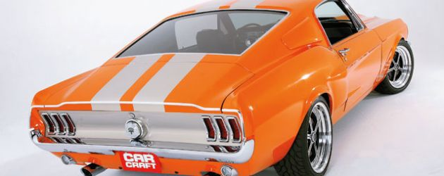 67 Fastback... must have