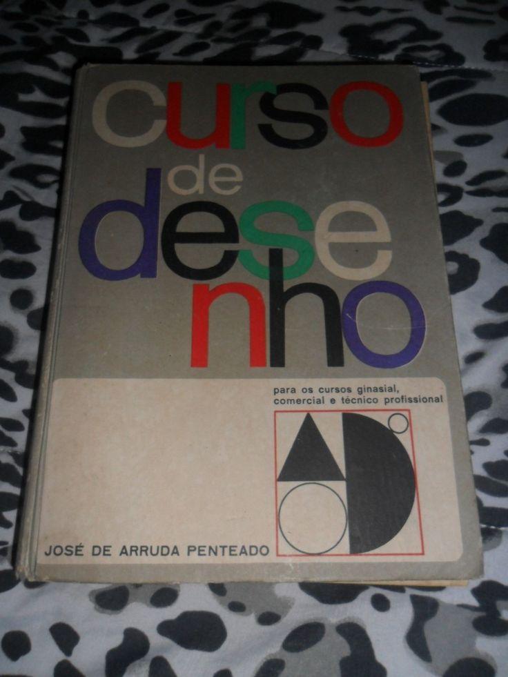 ???? Desenho - José De Arruda Penteado - R$ 30,00 no MercadoLivre