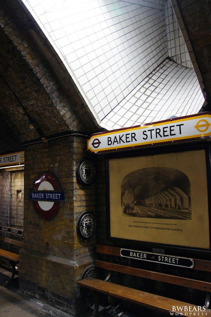 Baker Street - London Tube