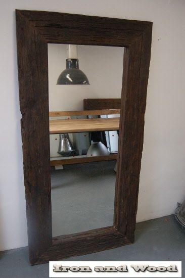 spiegel hardhouten wagondelen 170x86 lijst 17 cm (1)
