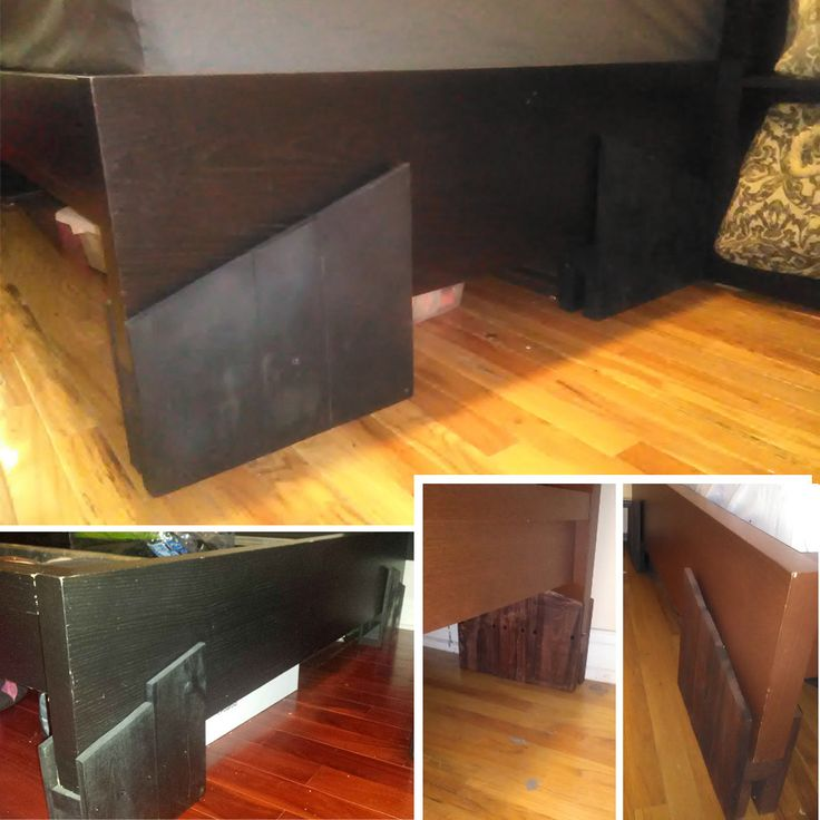 best 25 tall bed risers ideas on pinterest diy bed risers diy furniture risers and dorm bed. Black Bedroom Furniture Sets. Home Design Ideas