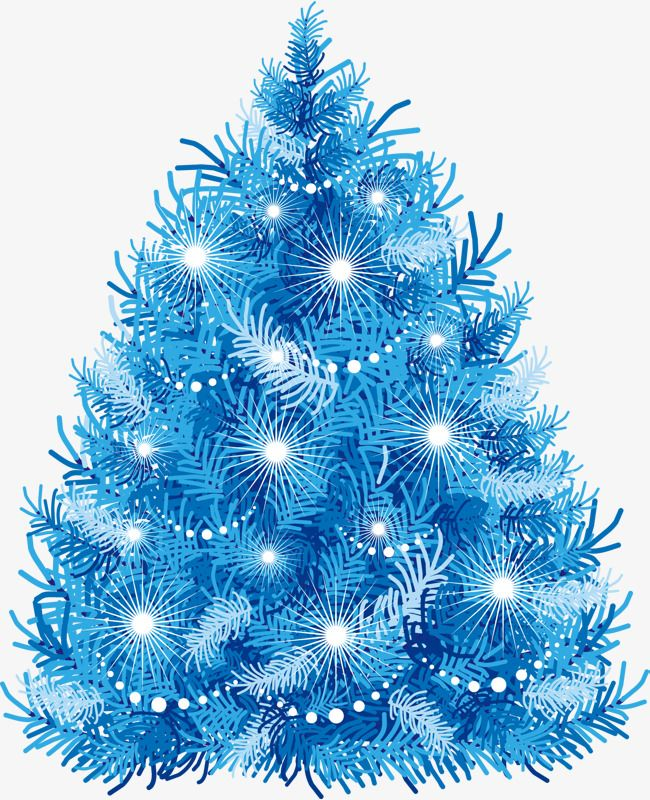 Hand Painted Blue Christmas Tree Hand Vector Blue Vector Christmas Vector Png Transparent Clipart Image And Psd File For Free Download Blue Christmas Tree Christmas Tree Blue Christmas
