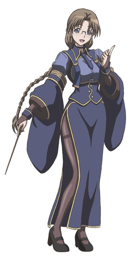 Kikuko Inoue como Miranda  en el anime Shingeki no Bahamut: Manaria Friends