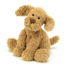 Achat Peluche Fuddlewuddle Puppy - Peluche Chien 23 cm