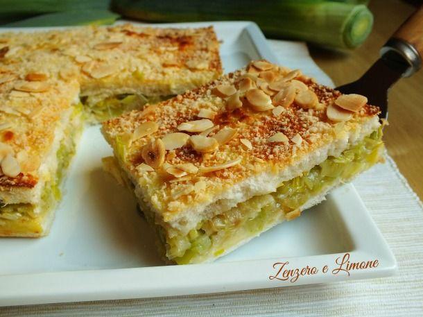 Questo tortino porri e gorgonzola è un piatto molto delicato e stuzzicante che si prepara senza alcuna difficoltà. Può essere un antipasto o un secondo.